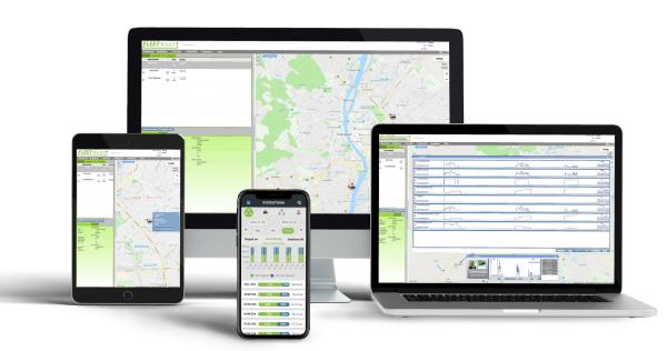 GPS nyomkoveto app